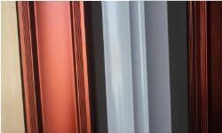 铝型材电解着色的主要方法