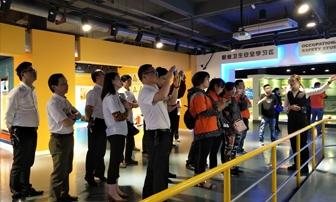 2017年5月4日领导班子赴南昌职业卫生安全学习
